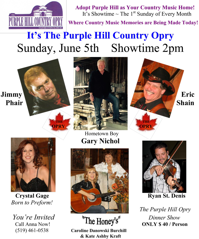 Purple Hill country hall, country music london ontario, country music dance bars london ontario, Shelly Rastin, the canadian country cruisers, diane chase, thomas wade, george fox, grand ole opry, opry land, country music hall london ontario, country music events in ontario, randy satchell, ryan cook, joan spalding, bluegrass music london ontario, bluegrass ontario society, bluegrass reunion, New Cumberland, rhyme and reason, the nelson family, donnie bentum, paul weber from maryhill, hank williams live, ccma awards, barn dances ontario, purple hill country hall barn dance, purple hill country hall bluegrass festival, pow wows in ontario